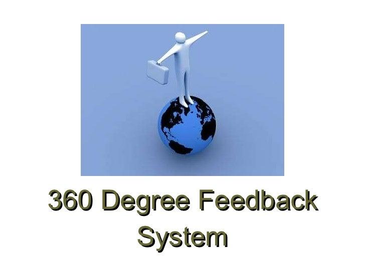 360 degree feedback system