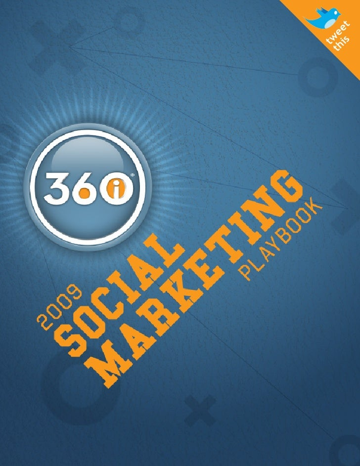 360i Social Marketing Playbook