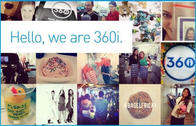 360i Culture Slideware