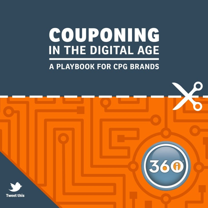 Couponing in the Digital Age: A 360i Playbook for CPG Brands