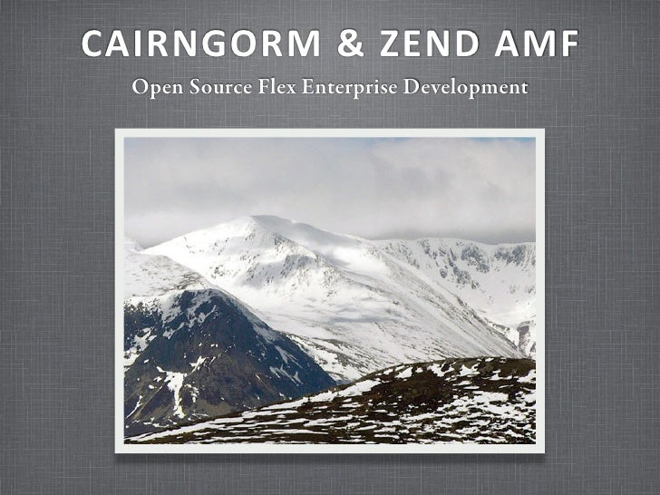 CAIRNGORM