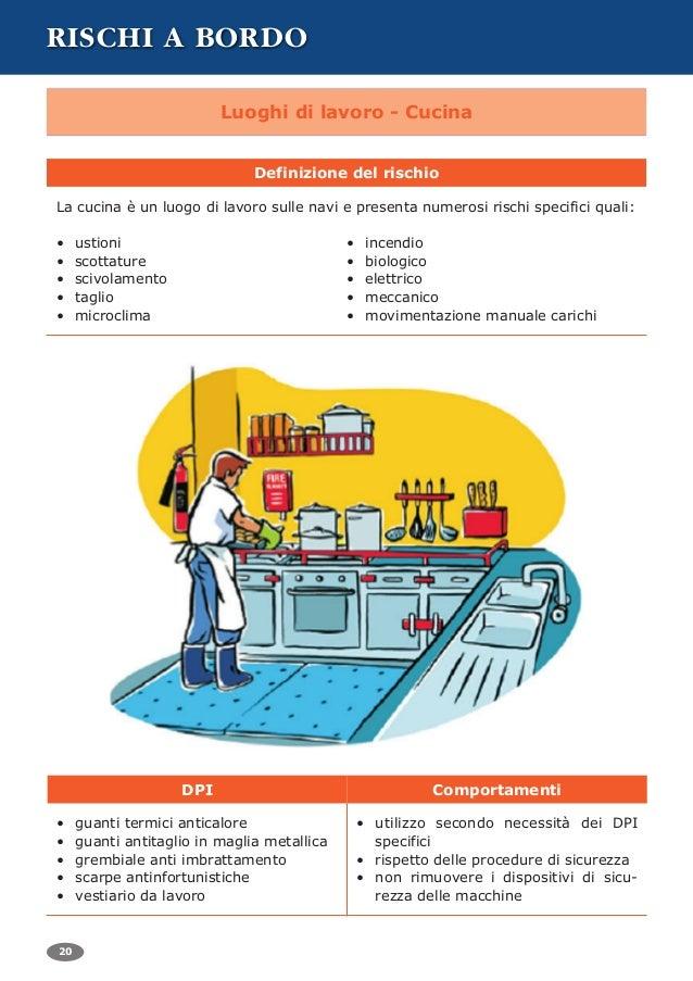 361 inail guida navigazione sicura - Rischi in cucina ppt ...