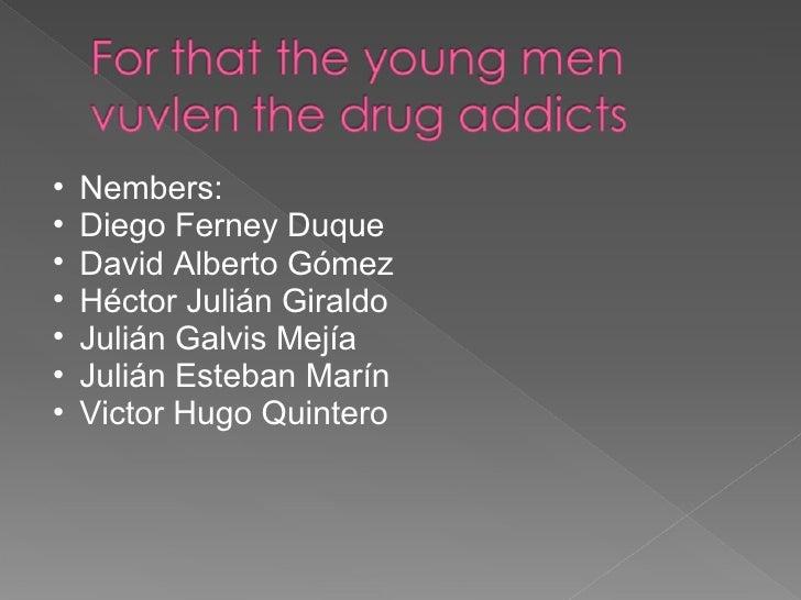 drogas presentacion 2