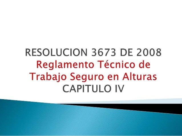 REQUERIMIENTOS MINIMOS PARA PREVENCION Y PROTECCION DE CAIDAS