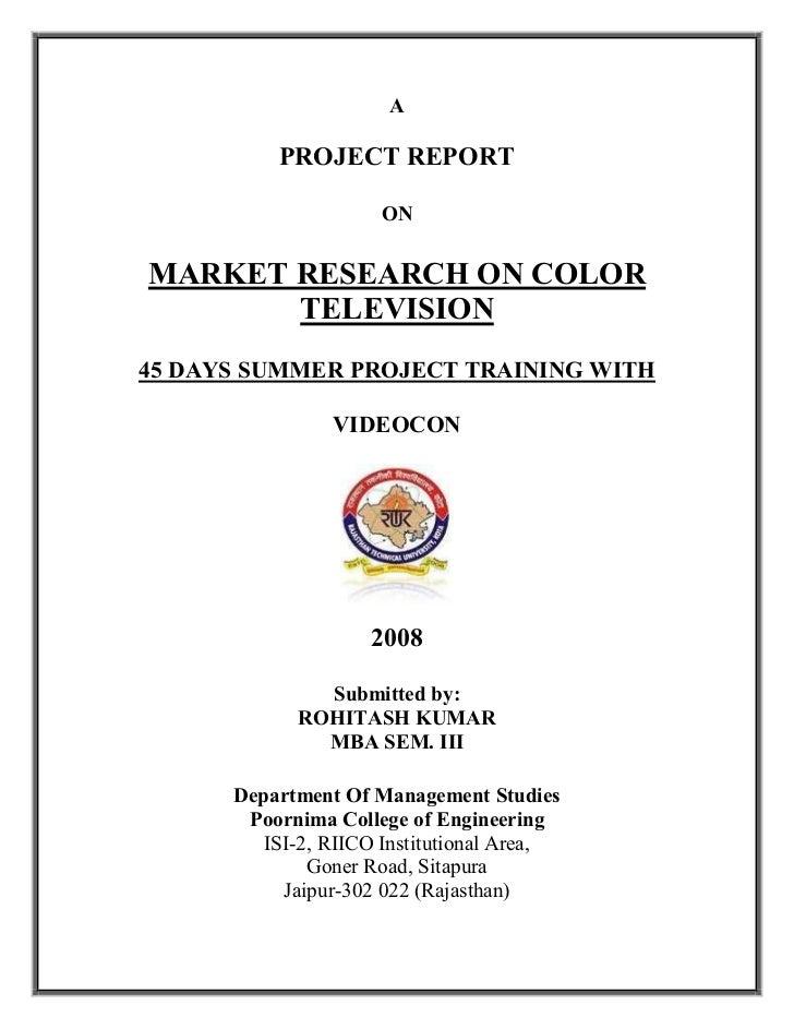 36973858 14876574-market-research-on-videocon-color-television
