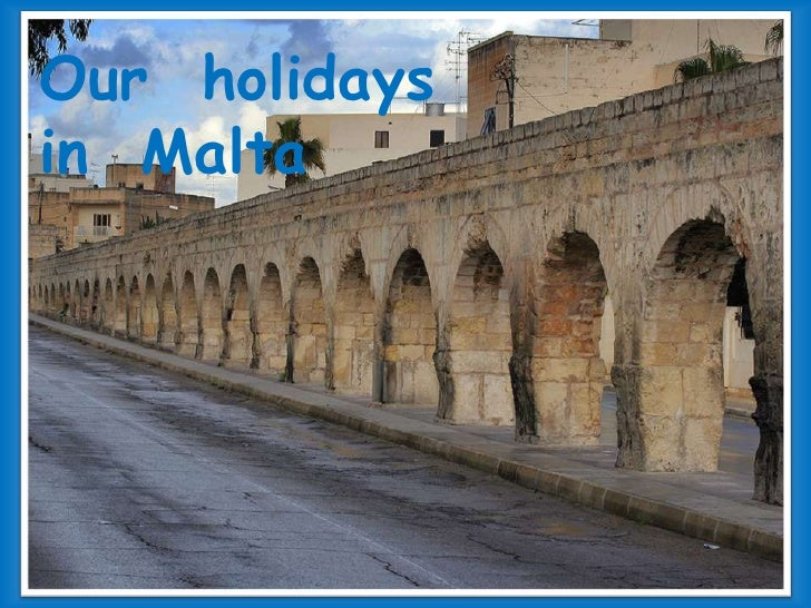 370 -Our holidays in Malta