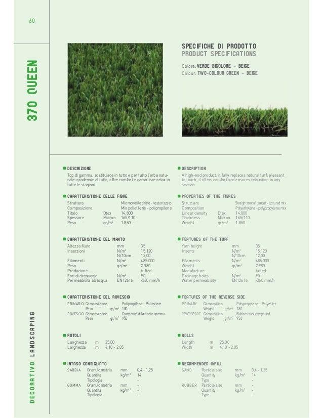 60  370 QUEEN  SPECIFICHE DI PRODOTTO PRODUCT SPECIFICATIONS Colore: Verde bicolore - beige Colour: Two-colour green - bei...