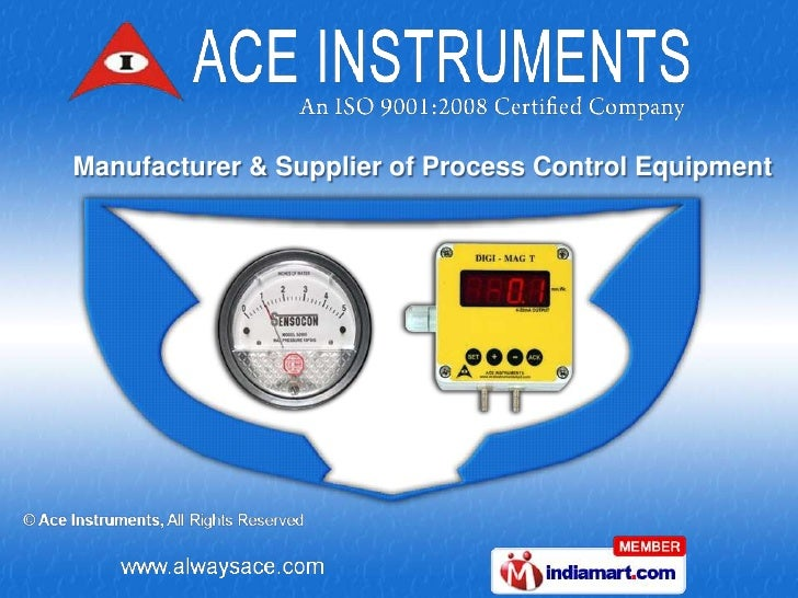 Ace Instruments  Andhra Pradesh India