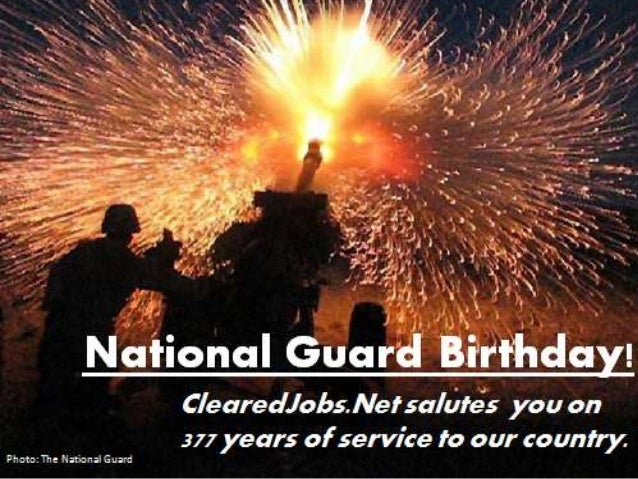 Happy 377th National Guard Birthday