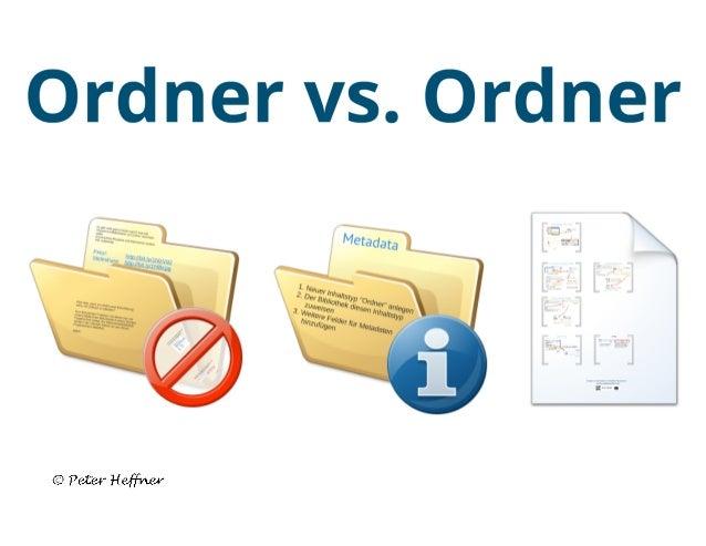 SharePoint Lektion #37: Ordner mit Metadaten