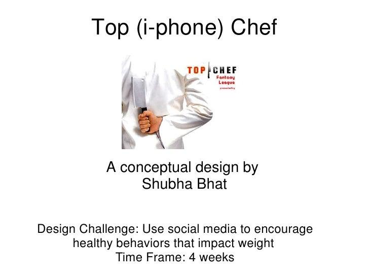Top (I-phone) Chef