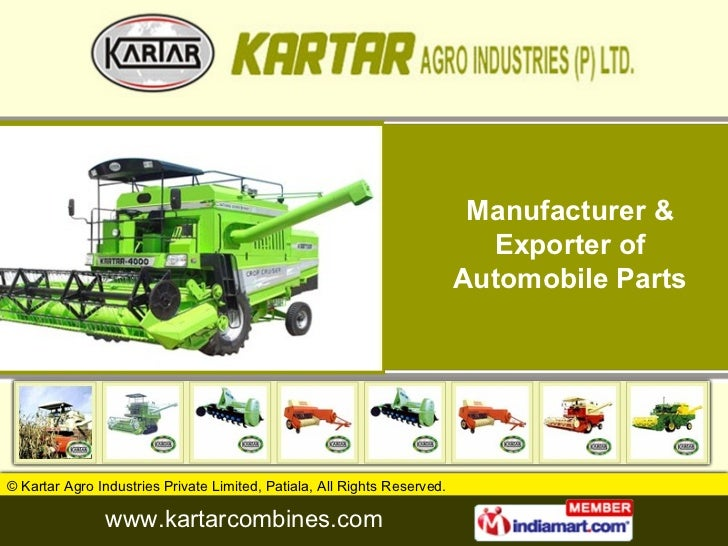Patiala India  city photos : Kartar Agro Industries Private Limited Patiala India