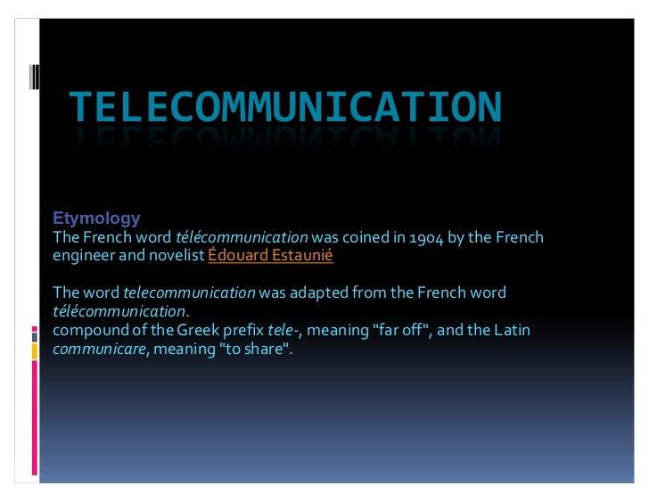 38165718 telecommunication-ppt