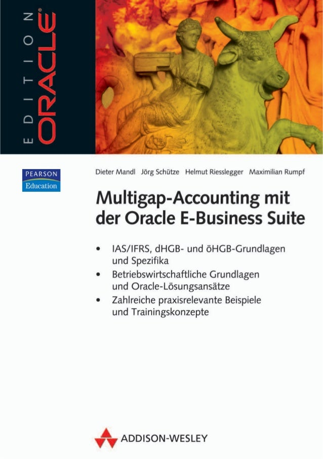 Multigap-Accounting mit der Oracle E-Business Suite