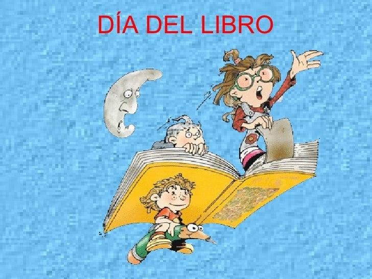 Día del Libro. Marta