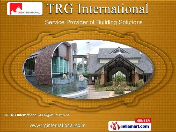 TRG International Maharashtra India