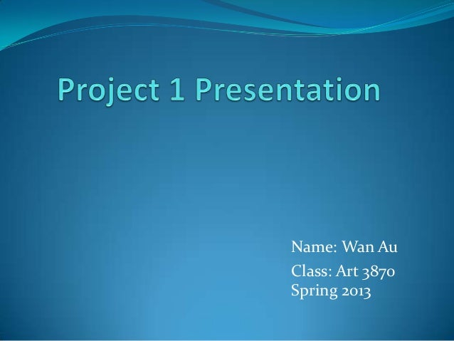 3870 project 1 presentation t_imed
