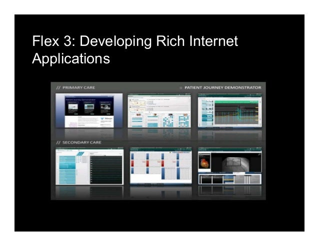 Flex 3: Developing Rich InternetApplications
