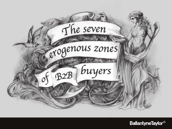 7 Erogenous Zones of B2B Buyers