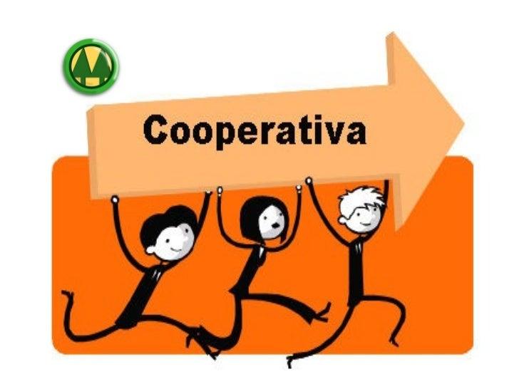 LA                        COOPERACIÒN                                                     HISTORIA  La cooperación se     ...