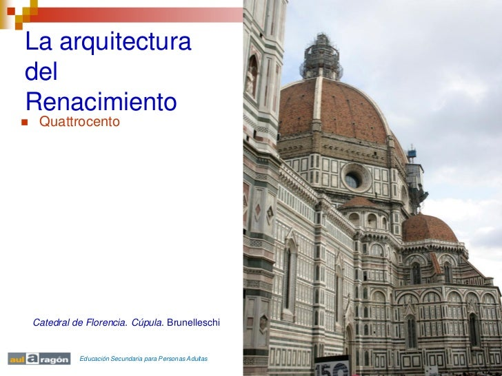 Upload login signup for Arquitectura renacentista italiana