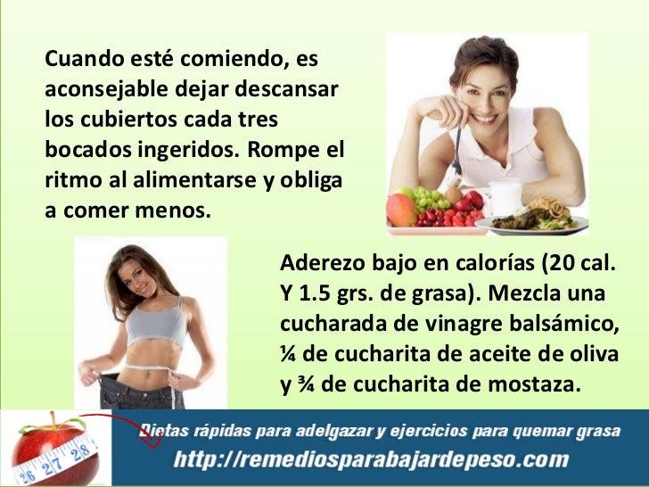 programas de dieta y ejercicio