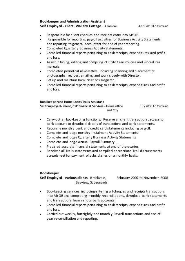 book keeper resume bookkeeper resume job responsibilities bookkeeper tomorrowworld level bookkeeper resume sample with seangarrette bookkeeper resume