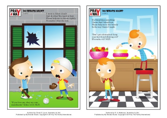 Authored by Christi S. Lynch. Illustration by Alvi. Published by My Wonder Studio. Copyright © 2014 by The Family Internat...