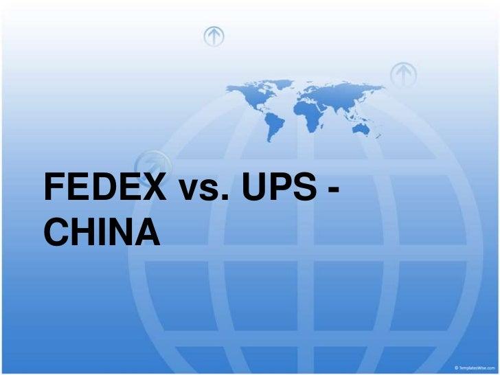 39204878 fedex-vs-ups-in-china