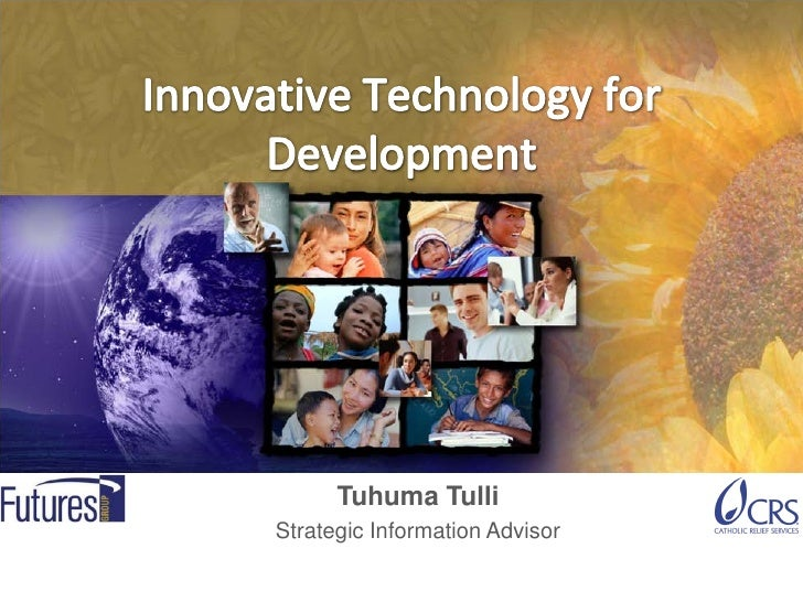 Tuhuma Tulli Strategic Information Advisor