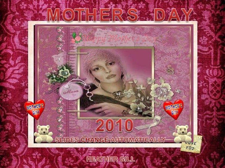 Happy Mothers Day 2010