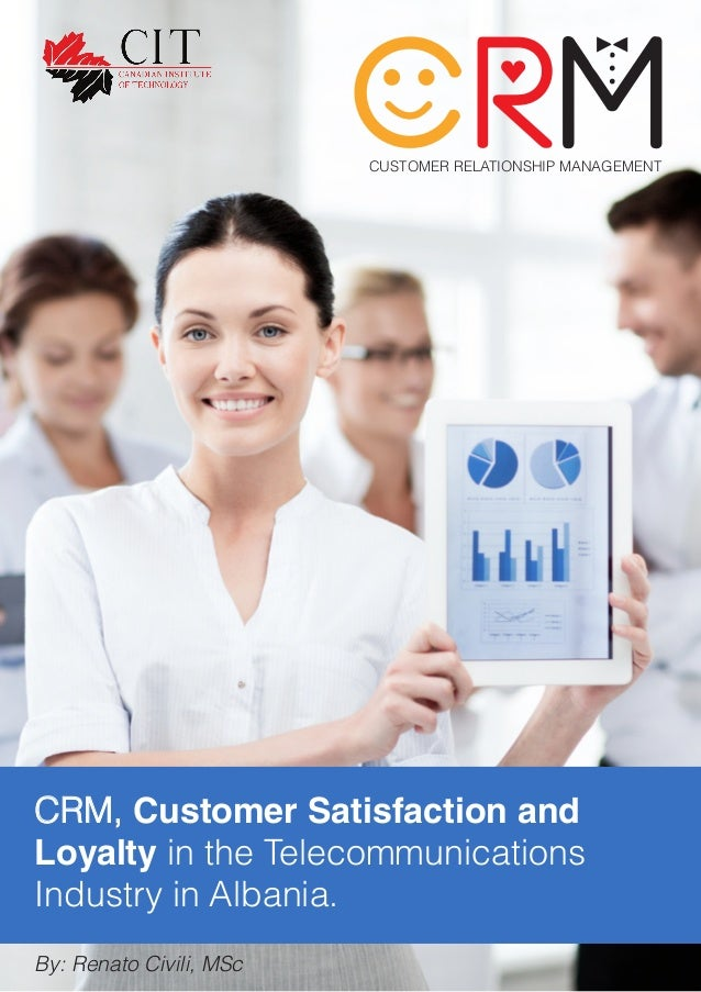 Dissertation On Customer Relationship Management