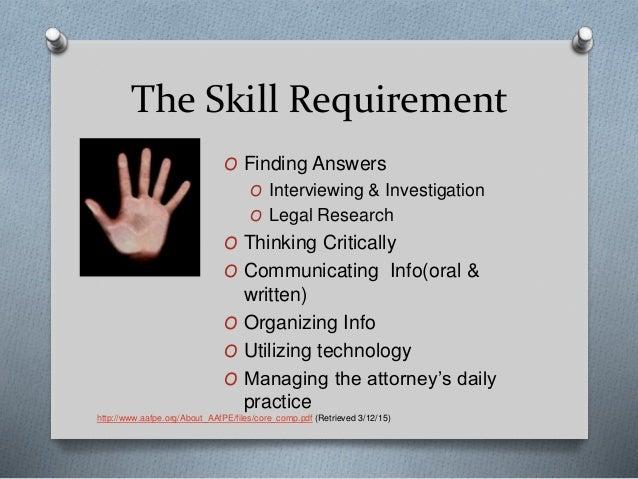 analytical skills dissertation