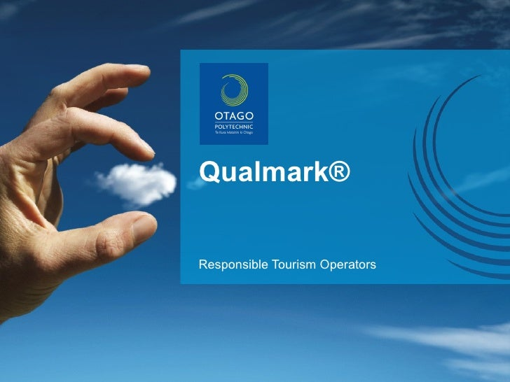 Qualmark®  Responsible Tourism Operators