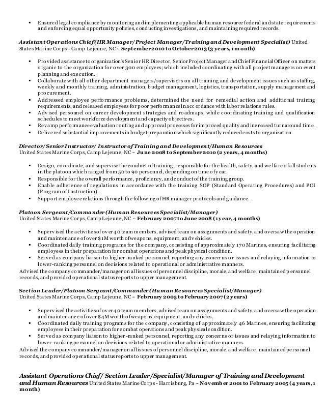 smith resume may