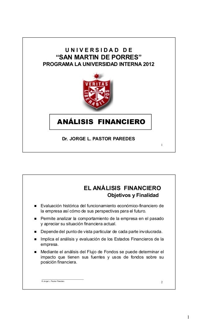 3 analisis financiero