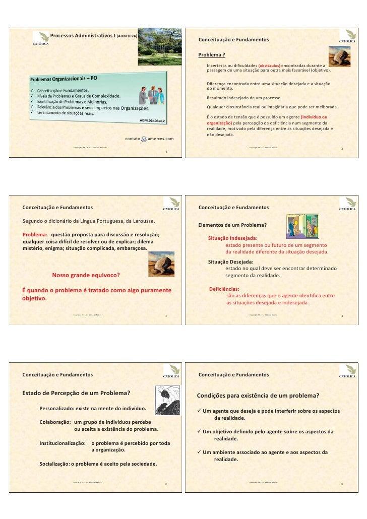 Processos Administrativos I (ADM1024)                                                                                 Conc...