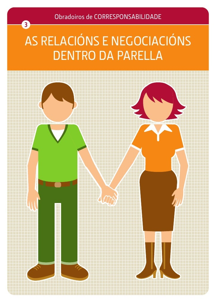 3 as relacións e negociacións dentro da parella