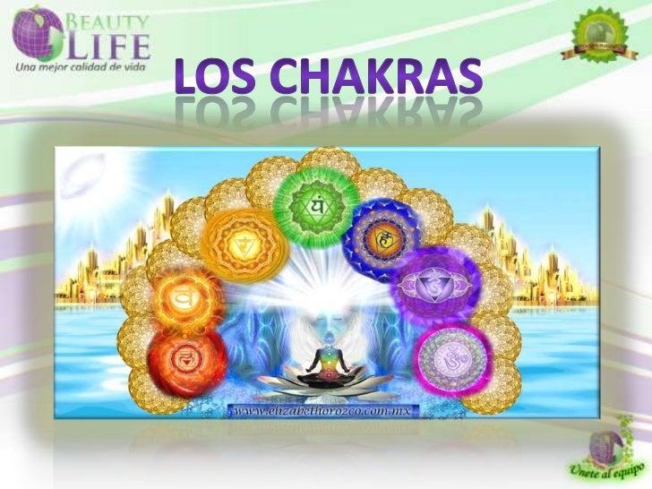 3b clases de chakras
