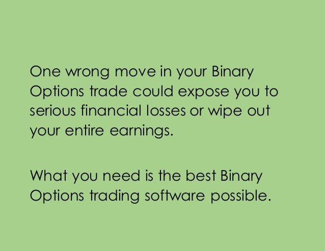 Best binary option to trade