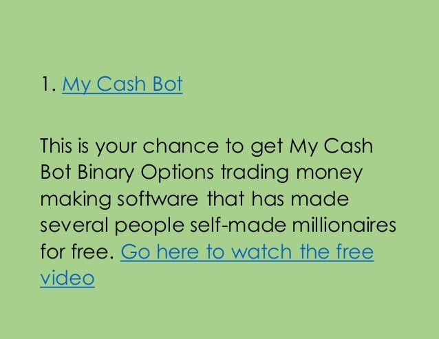 trusted binary options trading system free