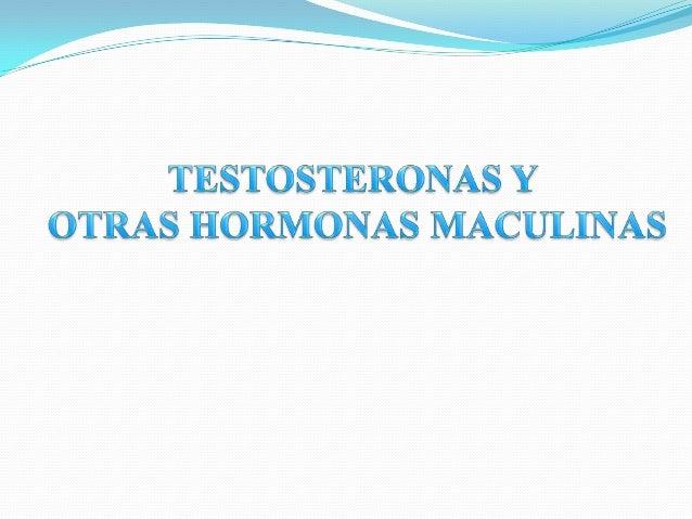 Los testículos secretan hormonas sexuales, que reciben el nombre de andrógenos : Testosterona Dihidrotestosterona Y la ...
