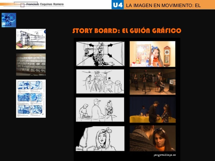 STORY BOARD: EL GUIÓN GRÁFICO