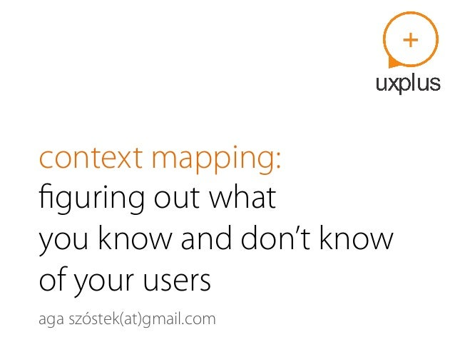 Context mapping