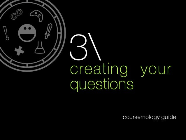 3 creating  your  questions coursemology guide