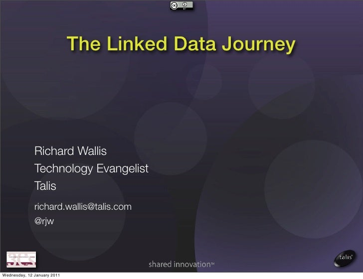 The Linked Data Journey