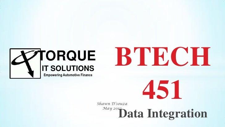 TORQUEIT SOLUTIONSEmpowering Automotive Finance                                       BTECH                               ...