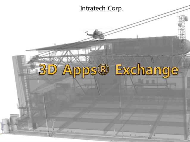 3D APPS Exchange