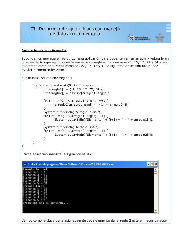 3 desarollo manejo datos capitulo 1 -03 aplicaciones con arreglos (2)