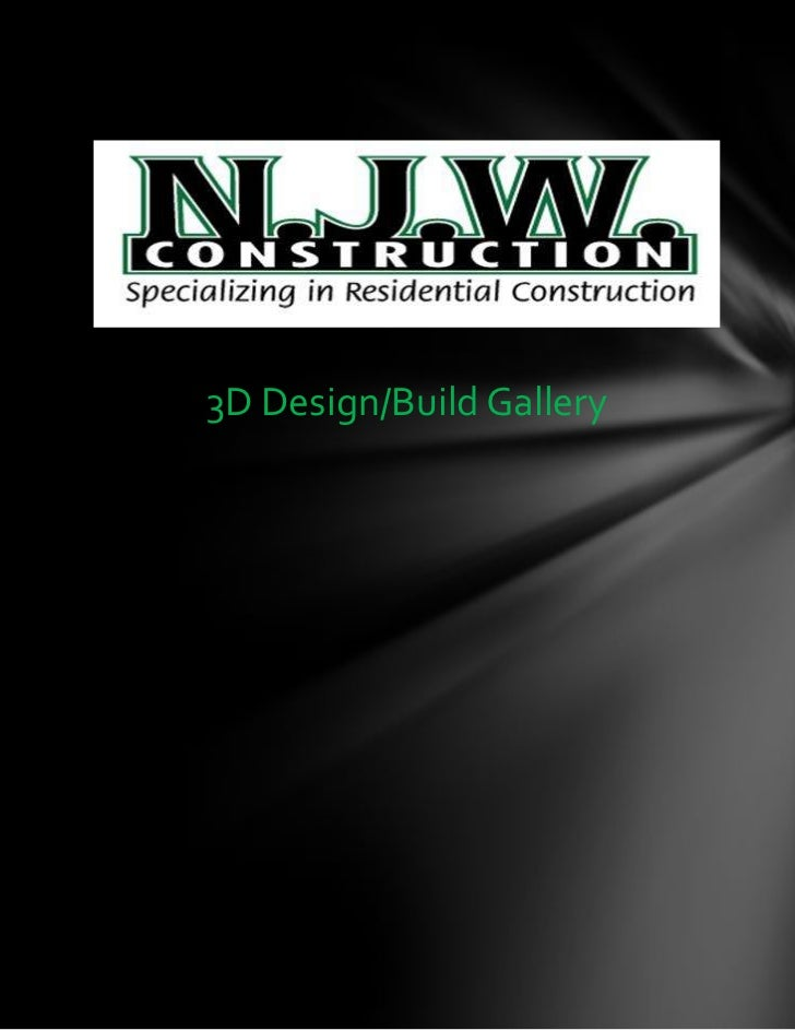 3D Design/Build Gallery<br />
